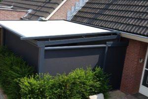 Terrasoverkapping en verandazonwering